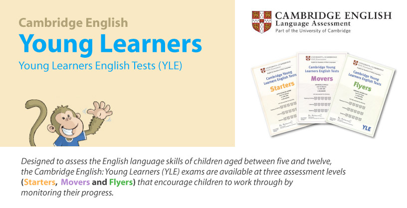 Cambridge English (YLE) - MOVERS
